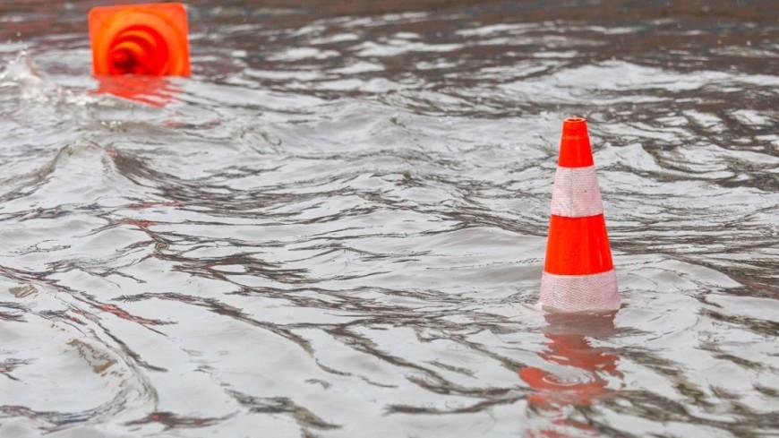 В красноярском Канске объявили режим ЧС из-за паводка