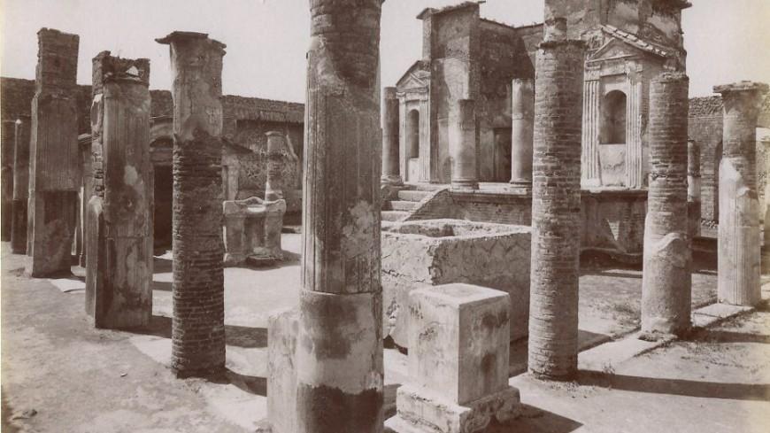 На дату гибели Помпеев указали рыбные скелеты