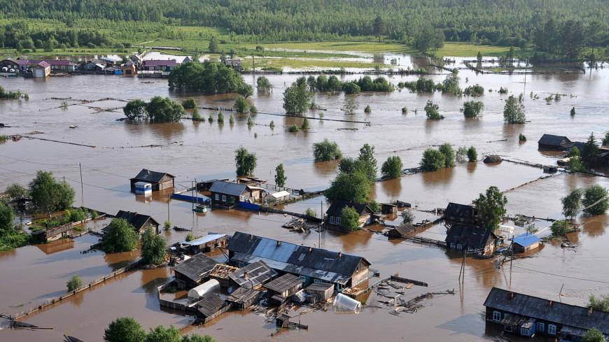 Песков: Путину докладывают о паводковой ситуации в Иркутской области