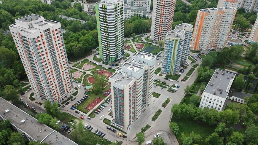 Свыше 1 млн кв. м. жилья ввели по программе реновации в Москве