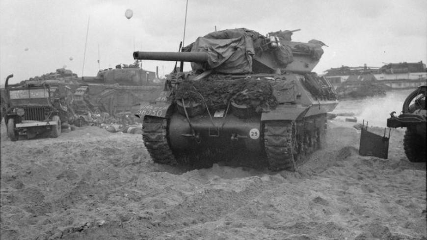 «Оверлорд»: как Красная армия помогла союзникам открыть Второй фронт