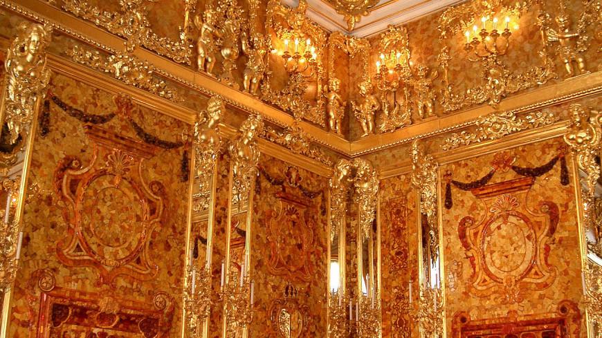 «Янтарная комната погибла»: историк о судьбе жемчужины резиденции российских императоров