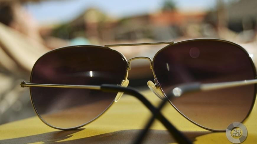 "© Фото: ""Анжелика Сафронова, «Мир 24»"":http://mir24.tv/, солнце, очки, лето, отпуск, пляж"
