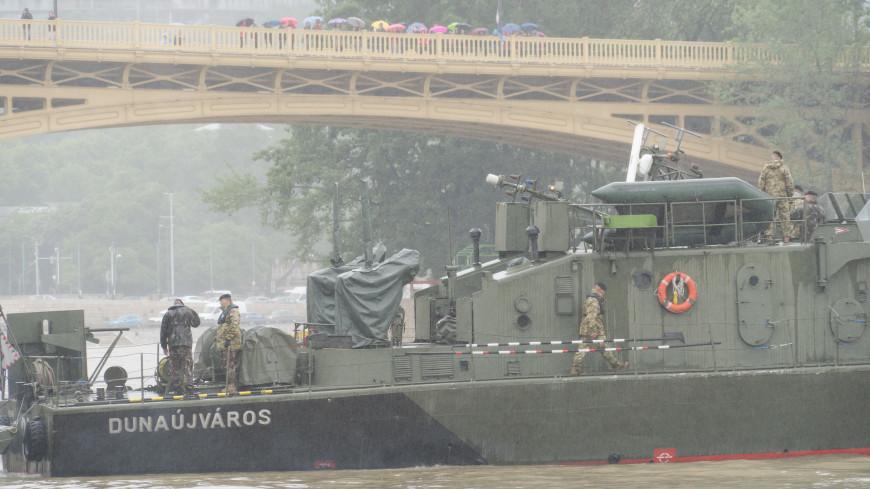 Число погибших в результате затопления катера на Дунае выросло до 19 человек