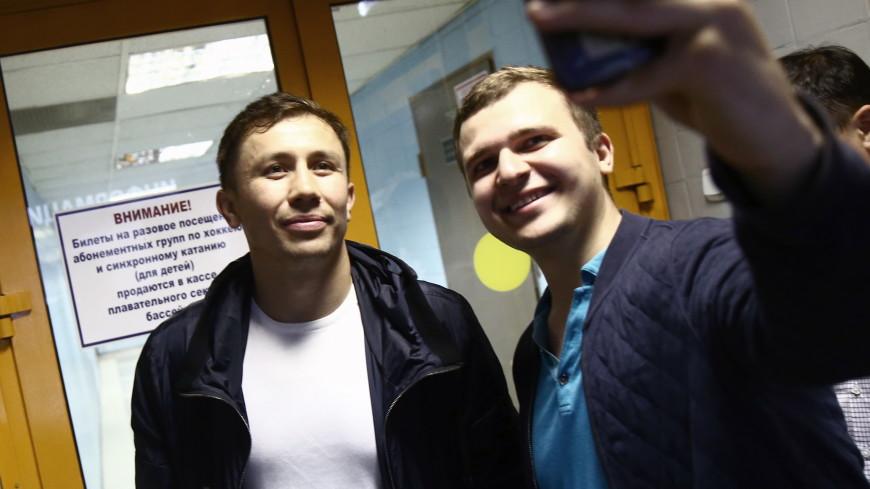 Ждем только победы: фанаты Головкина запустили флешмоб в поддержку боксера