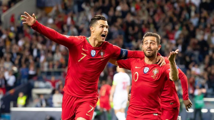 Роналду вывел Португалию в финал Лиги наций