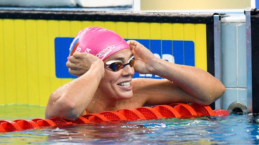 Ефимова стала первой на этапе «Маре Нострум» в Барселоне