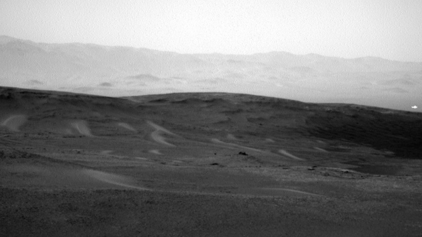 На Марсе заметили загадочную белую вспышку