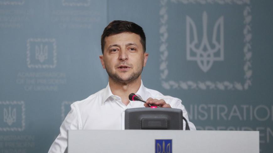 Зеленский заверил, что готов выполнять Минские соглашения