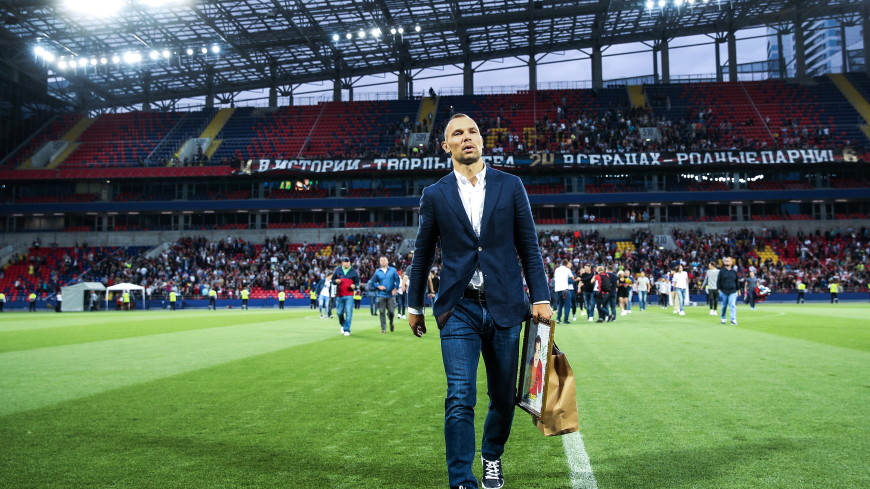Игнашевич назначен на пост главного тренера ФК «Торпедо»