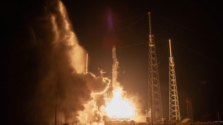 Ракета Falcon 9 вывела на орбиту созвездие канадских спутников