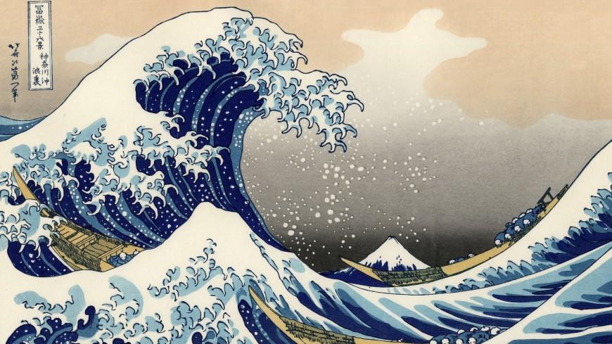 В Японии ученые без красок создали копию гравюры размером в миллиметр