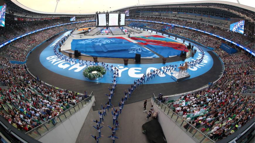 В Минске началась церемония открытия II Европейских игр