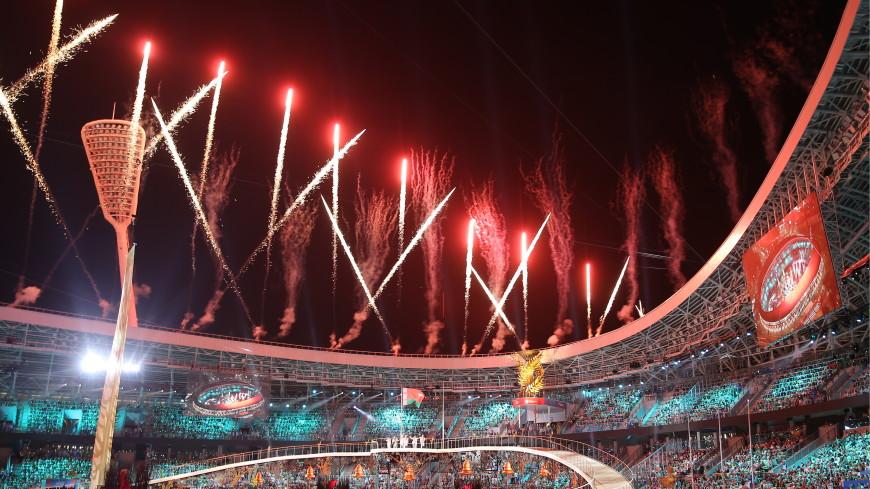 Церемония закрытия Европейских игр в Минске обещает быть яркой