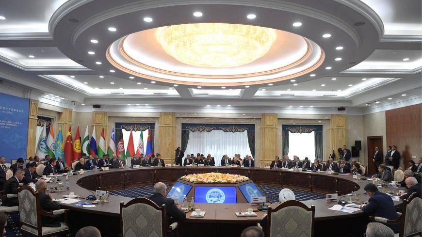На саммите ШОС подписали 22 совместных документа