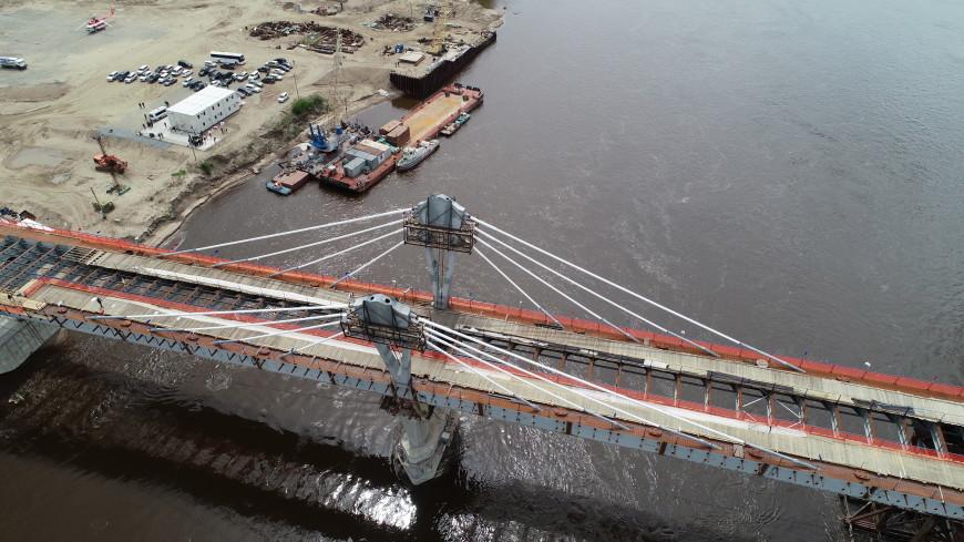 По рельсам дружбы: мост между Россией и Китаем откроют в этом году