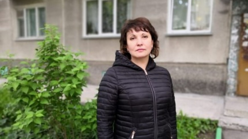 Сибирячка потушила пожар в квартире соседей и спасла ребенка
