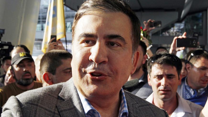 ЦИК Украины зарегистрировал кандидатов от партии Саакашвили на выборах в Раду