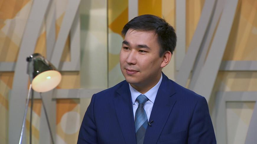 Кубаныч Шатемиров: Кыргызстан станет связующим звеном между Европой и Азией. ЭКСКЛЮЗИВ