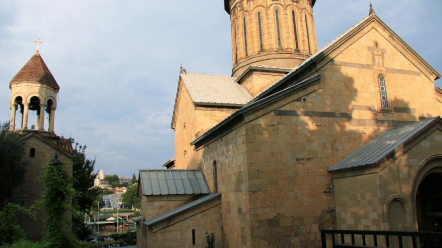 В грузинской церкви нашли тысячелетние надписи на древнейшем языке