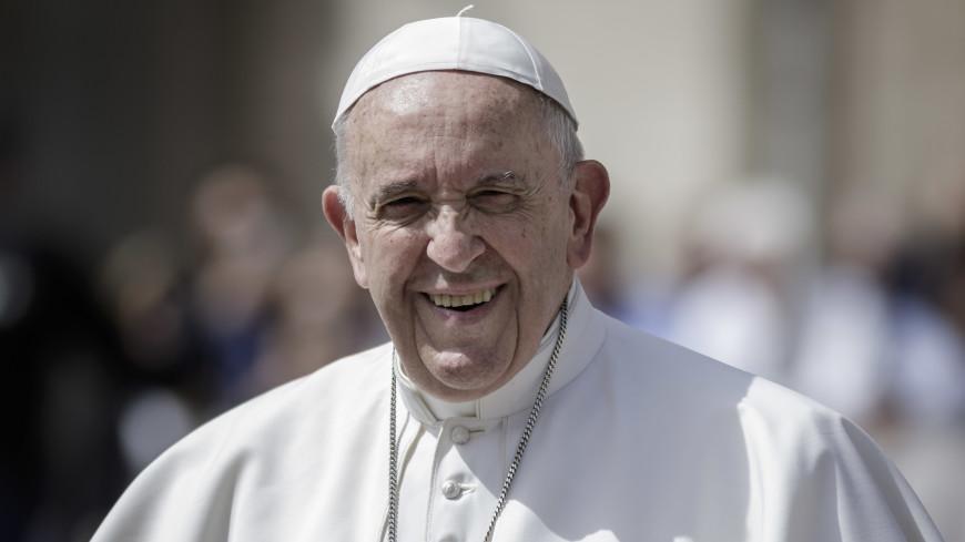 Папа римский примет Путина в Ватикане в начале июля