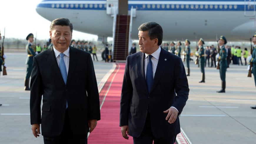 Жээнбеков назвал Китай главным экономическим партнером Кыргызстана