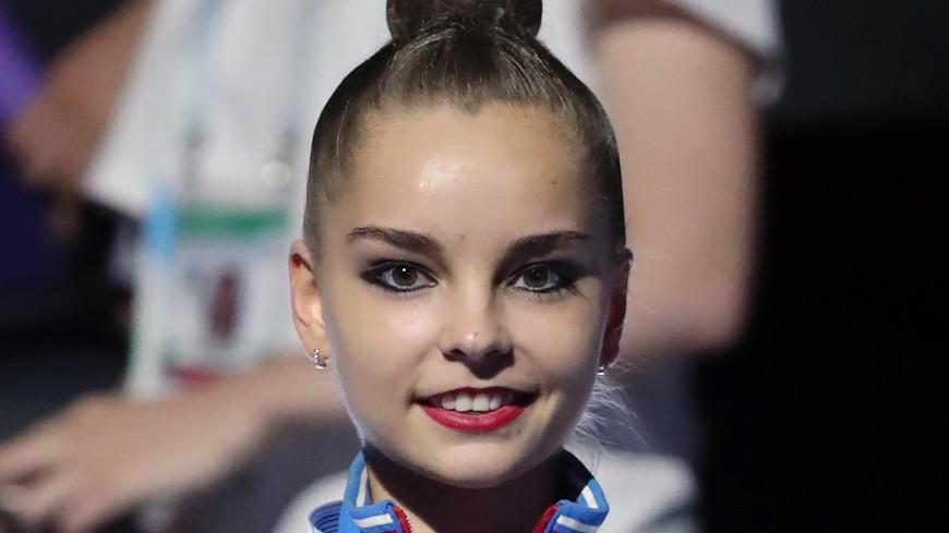 Союз нерушимый: российских гимнасток в Чехии наградили под гимн СССР