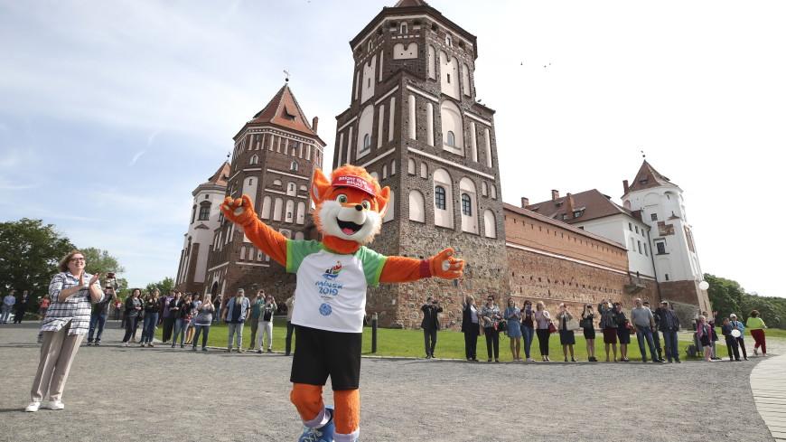 Восточный колорит: на Европейских играх в Минске прошел День Турции