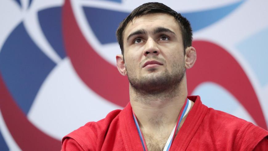Российский самбист Рябов выиграл «золото» Европейских игр в Минске