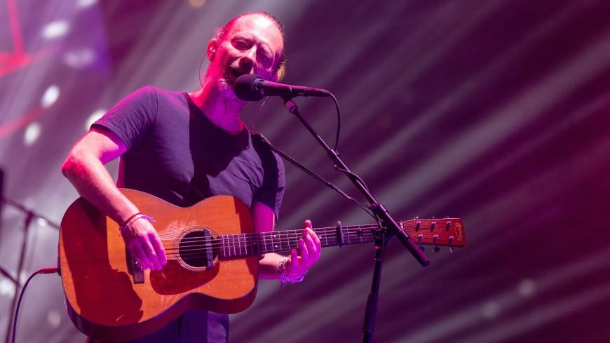 Radiohead опубликовали 18 часов записей, чтобы не платить выкуп хакерам