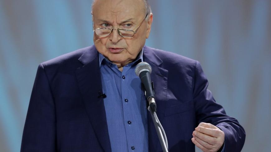 Михаил Жванецкий дал концерт в «Зарядье»