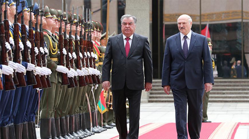 Беларусь и Таджикистан будут наращивать товарооборот