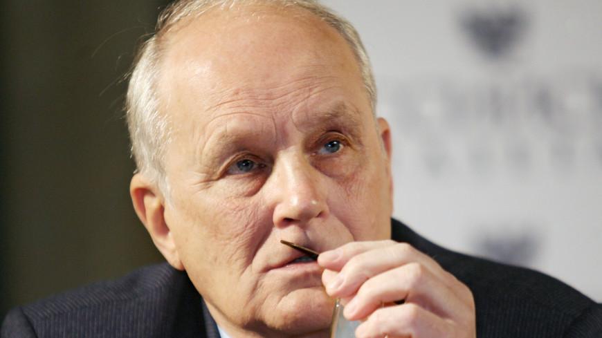 В возрасте 89 лет из жизни ушел историк Андрей Сахаров