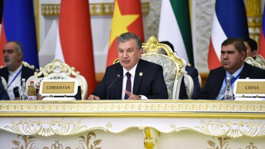 Мирзиеев: Мир в Афганистане откроет стратегические возможности для всей Азии