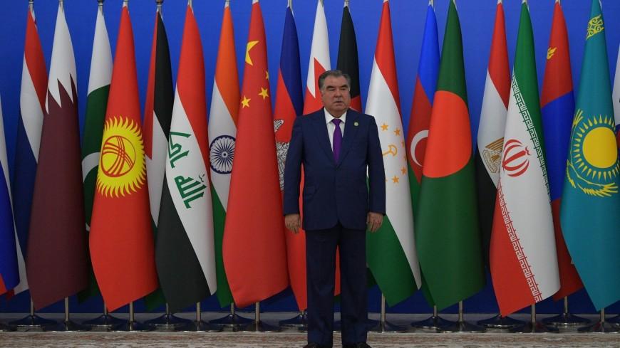 Рахмон рассказал, как проблемы с климатом мешают развитию Центральной Азии