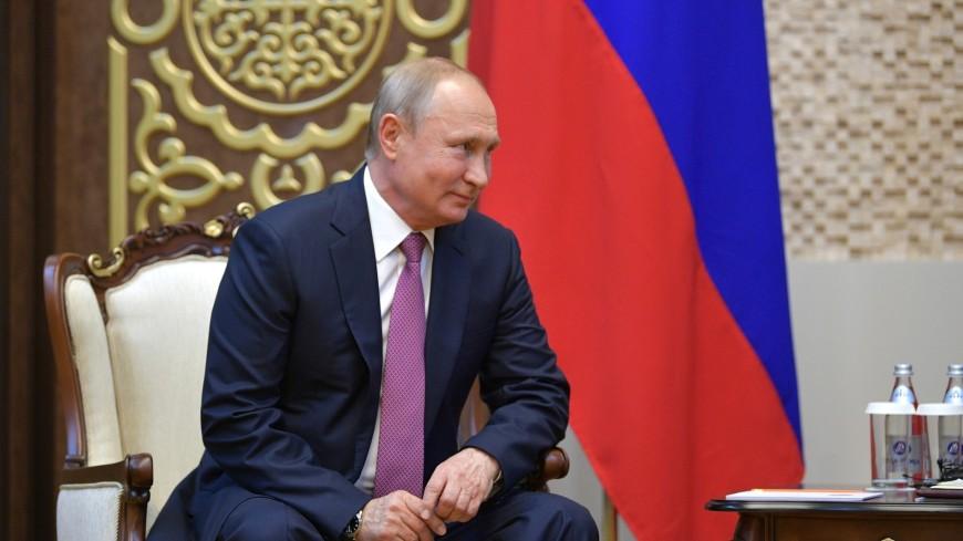 Путин предложил Монголии и КНР подключиться к системе финансовых сообщений ЦБ России