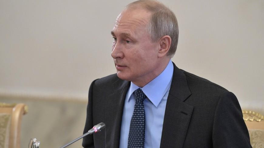 Путин: Надеюсь, участие в ПМЭФ будет для Армении полезным