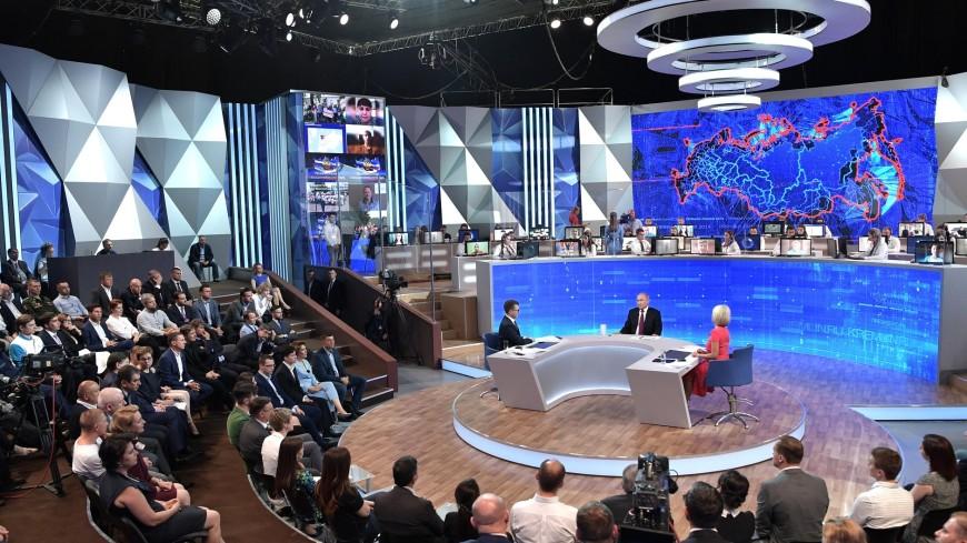 Региональные власти начали решать проблемы жителей, прозвучавшие на «Прямой линии с Владимиром Путиным», и проверят все обращения граждан – всего их поступило больше двух миллионов