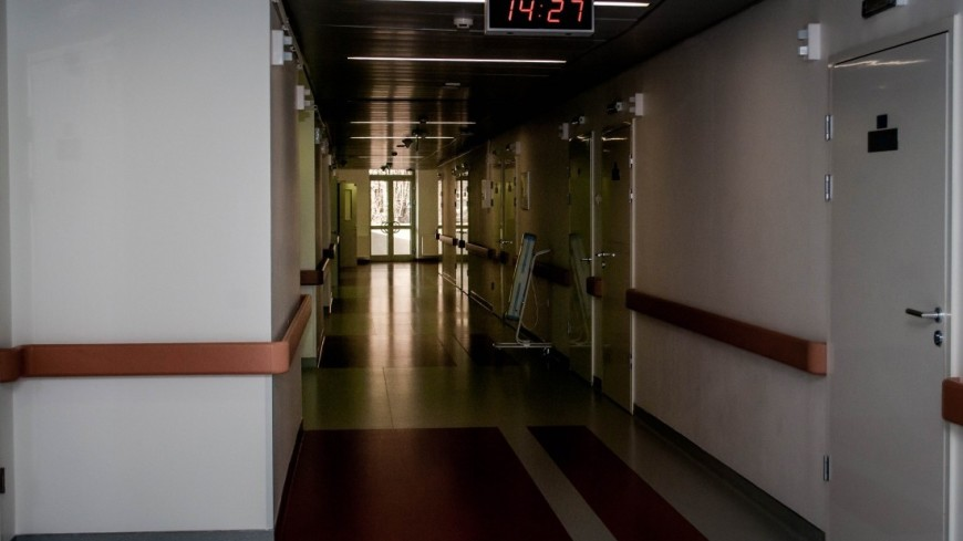 """Фото: Сергей Минеев (МТРК «Мир») """"«Мир 24»"""":http://mir24.tv/, регистратура, больница, врач, врачи, обследование, доктор, лаборатория, медицина, медицинская помощь, болезнь"""