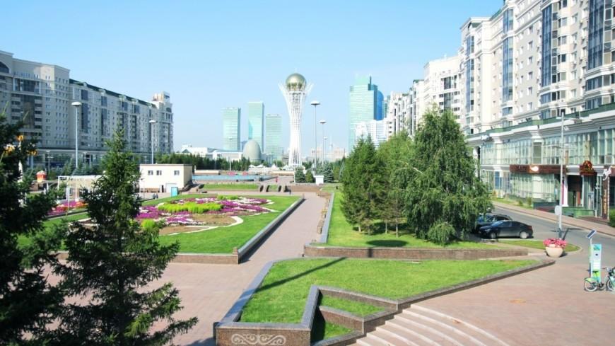 На улицы Нур-Султана вышли 220 Пушкиных