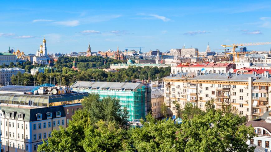 Названы районы Москвы с самым дешевым жильем
