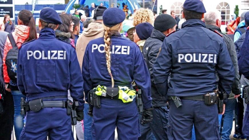 В австрийском городе Грац подожгли четыре здания
