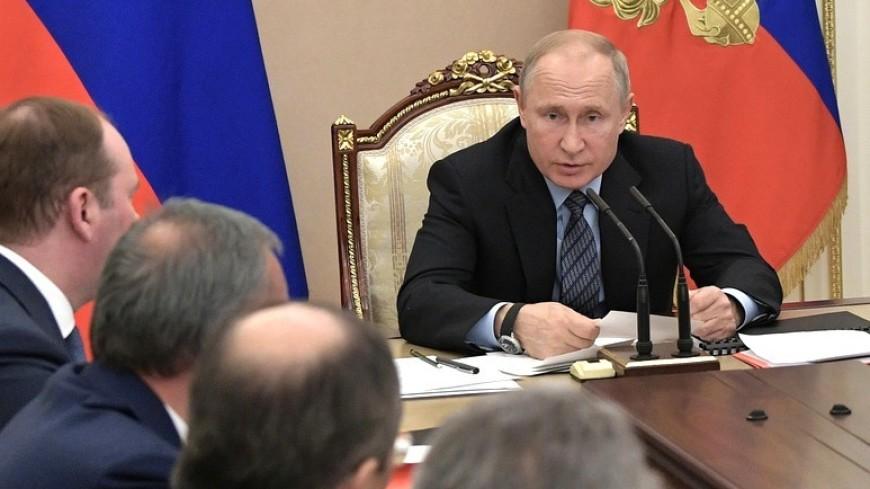 Путин: Надо развивать опыт кооперации в ВТС, где это отвечает интересам стран