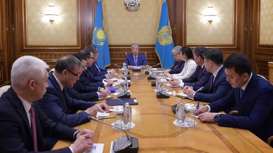 Токаев назначил нового главу президентской администрации