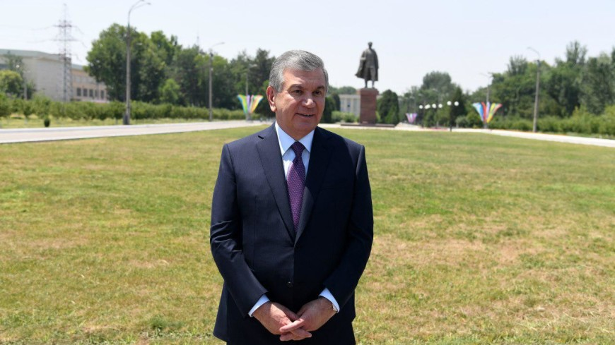 В Ташкенте появится парк к 75-летию Победы