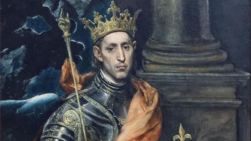 Названа истинная причина смерти короля Людовика Святого