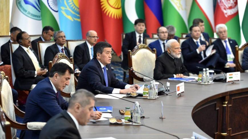 Страны ШОС выступили за координацию усилий всех стран в борьбе с распространением оружия массового уничтожения