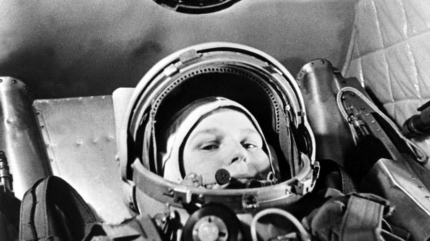 Стать сильнее: Роскосмос снял ролик в честь полета Терешковой