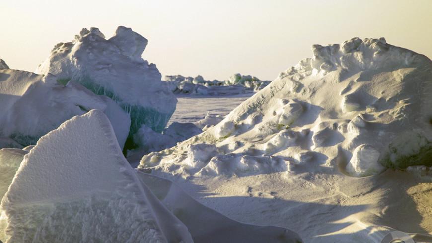 В арктических ледниках нашли полтора миллиона тонн ртути
