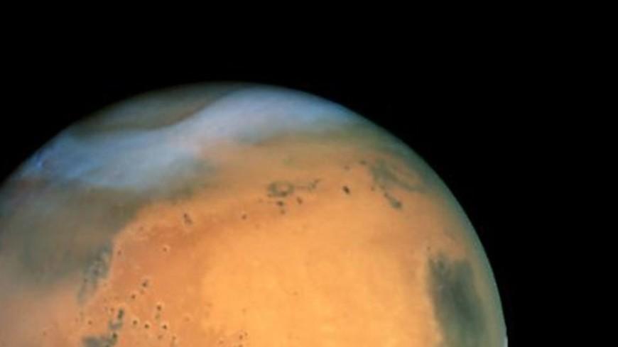 Аномальный выброс метана на Марсе завершился